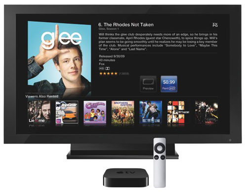 how to watch itunes movies on Apple tv
