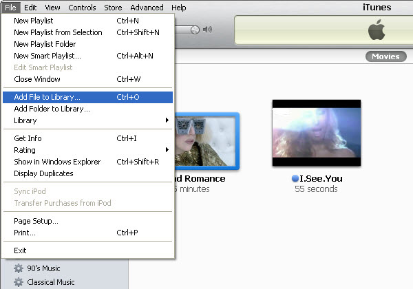 import dvd to itunes mac