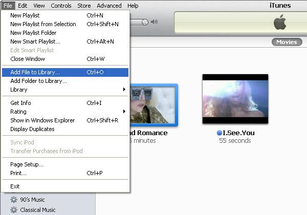 import dvd to itunes mac