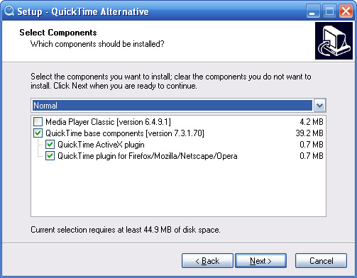 use quicktime alternative play mov on windows
