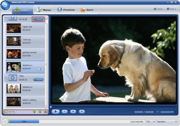 burn dvd in Windows 7
