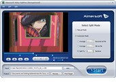 Aimersoft Video Splitter