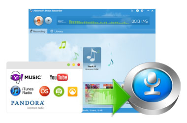 Record Any Music from Online Radio and Video Websites