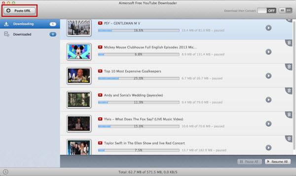 Video Downloader for Mavericks Free
