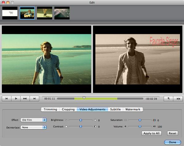 aimersoft mac total media converter edit