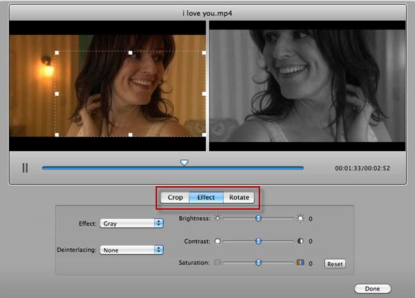 aimersoft mac video studio express edit