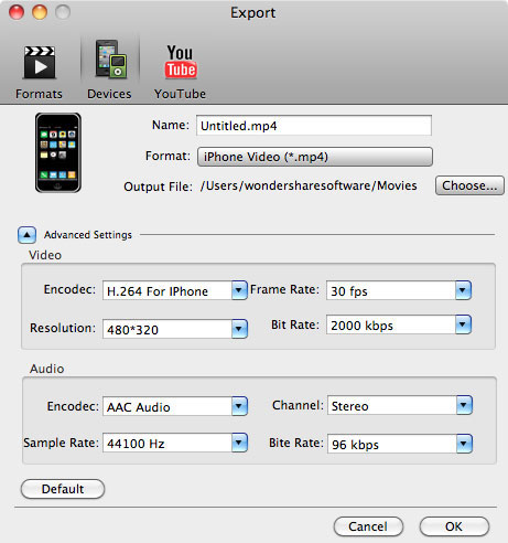 add music to video mac
