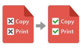Online PDF Password Remover