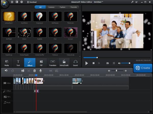 Editing Box