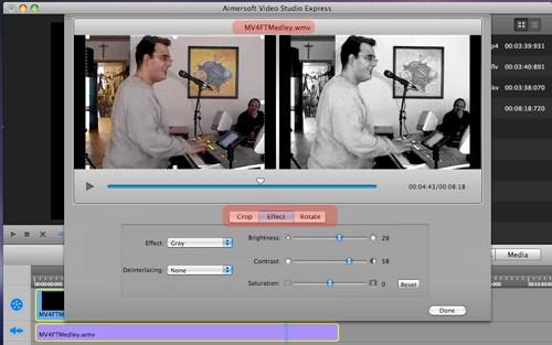 Edit wmv video files