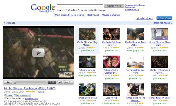 video download websites list