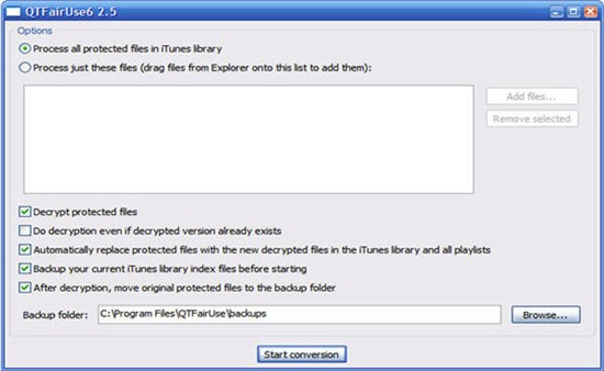 drm converter software review
