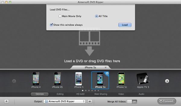 DVD flv converter
