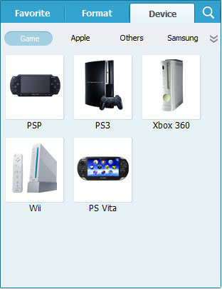 Convert Video to PSP