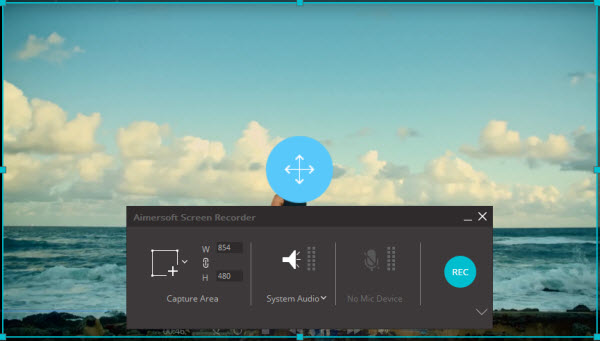 aimersoft video converter ultimate record