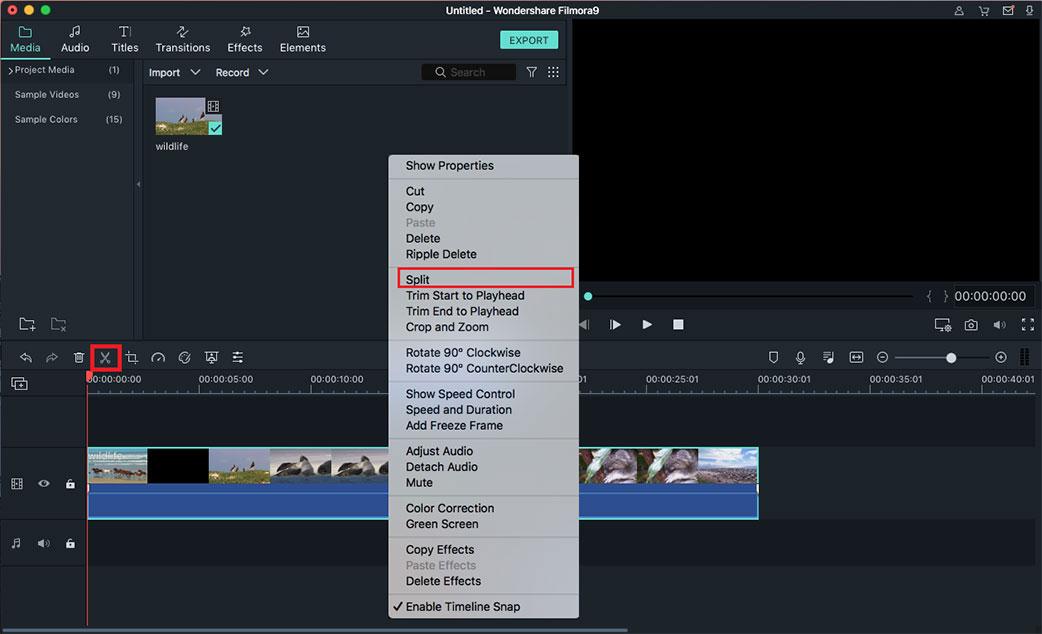 how to cut vob video files mac