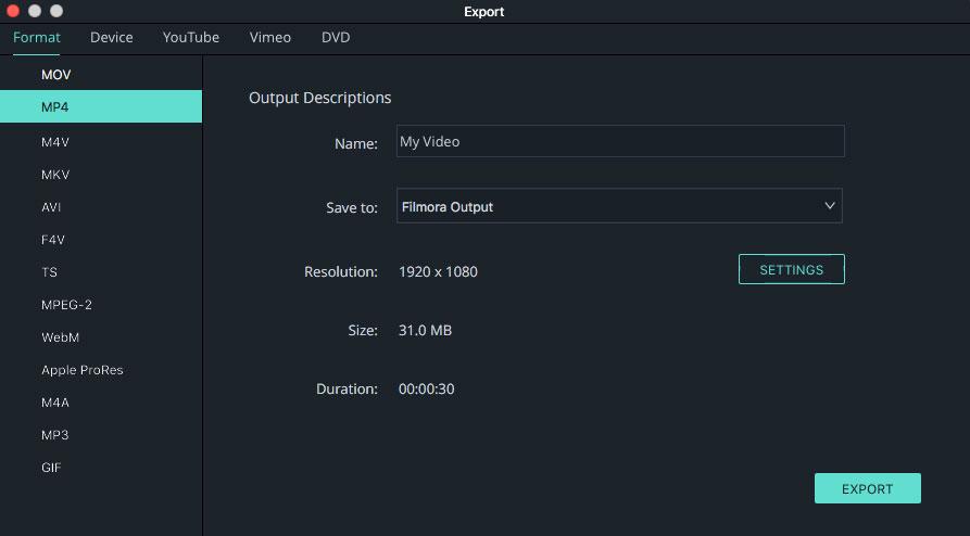 video crop for mac