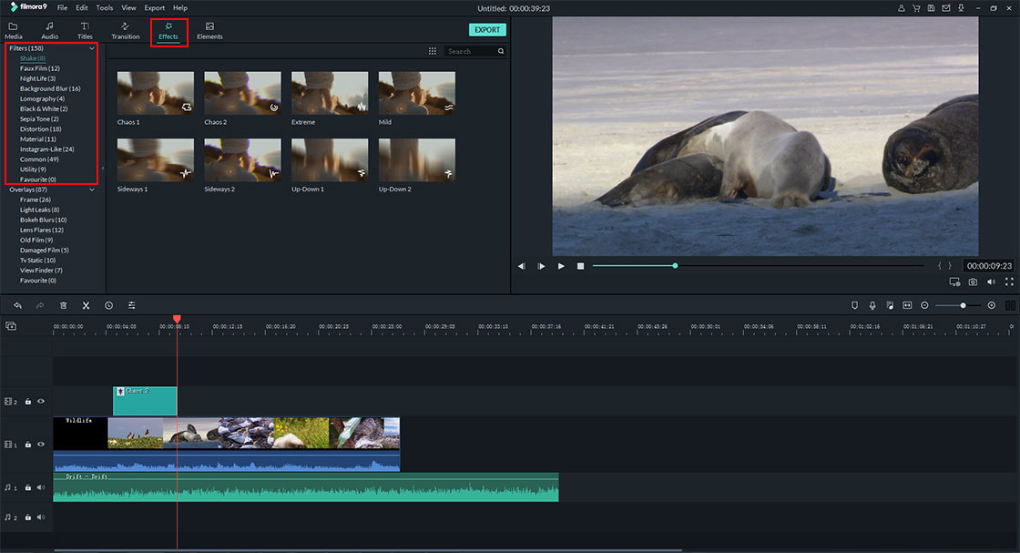 MPEG movie editor