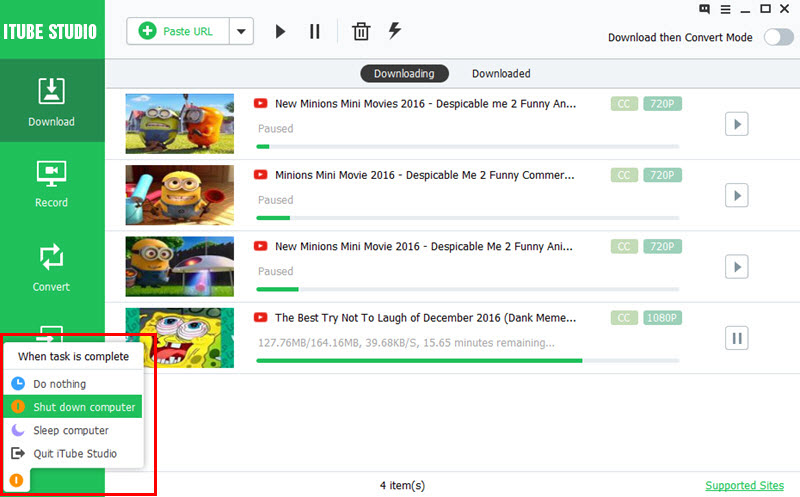 how to download youtube videos to itunes