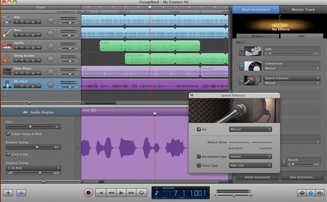 best music recording app for ipad