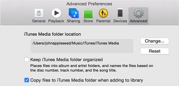 backup itunes to icloud-itunes media folder location