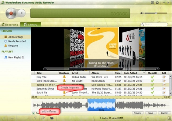 How to Convert Napster to iTunes-Add to iTunes