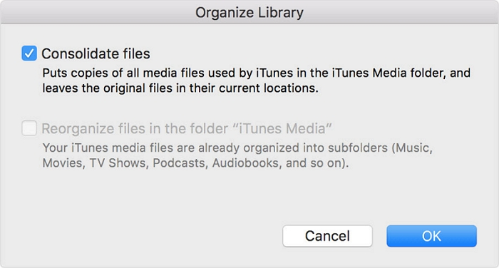 Multiple iTunes Library-iTunes preference
