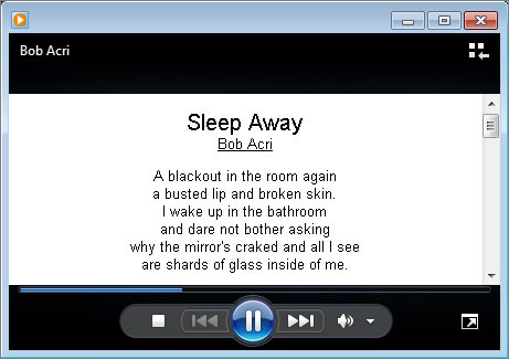 edit music information on windows media player