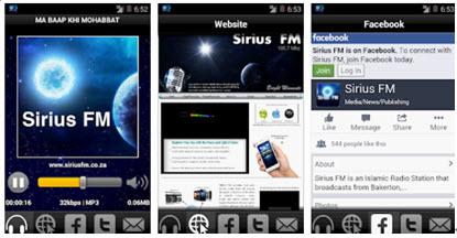 fm radio offline