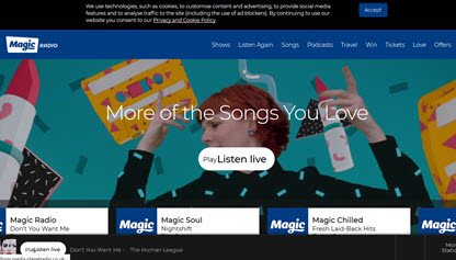 free radio streaming