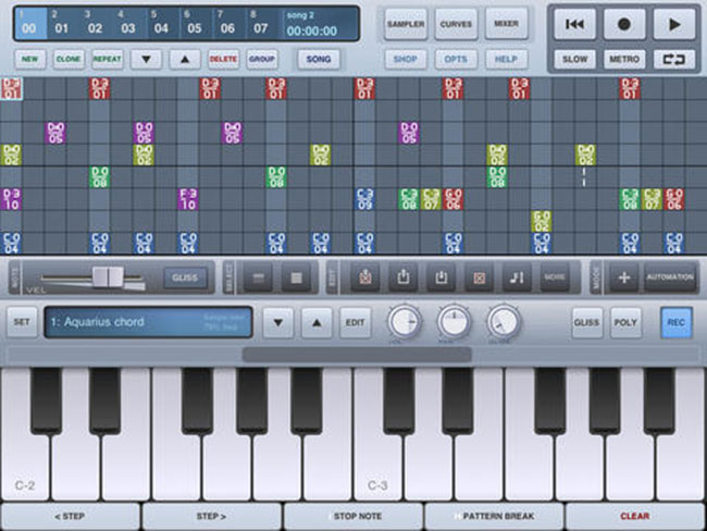 best music making apps for ipad