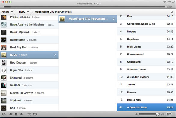 mac music player