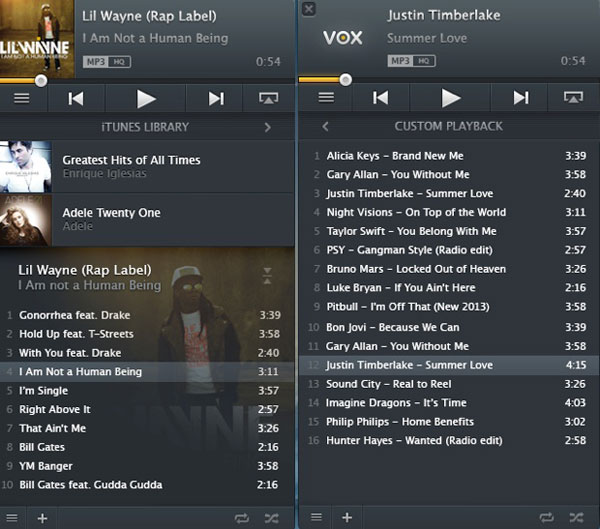 best music player mac