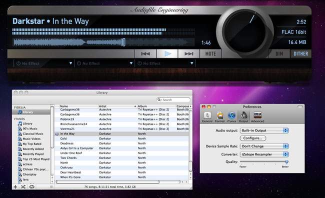music players for mac