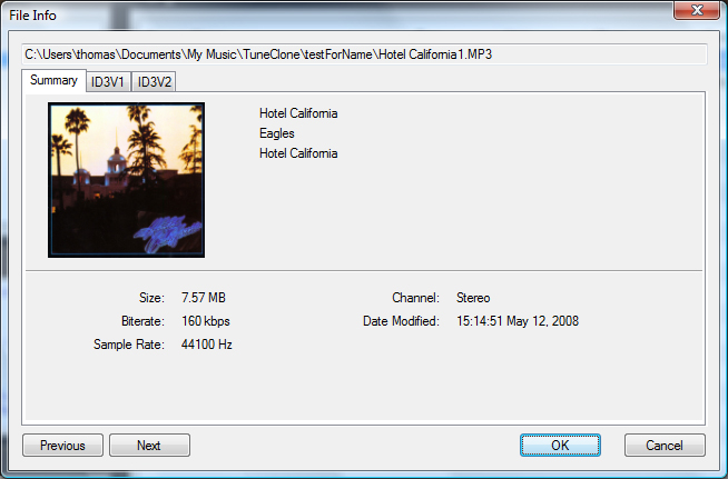 How to Convert Napster to iTunes-ID3 Editor