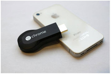 Spotify Chromecast for iOS
