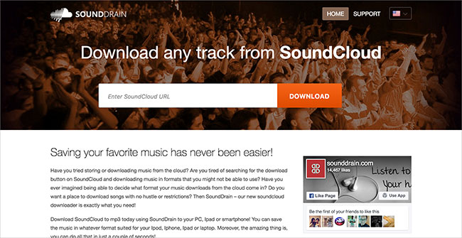 soundcloud downloader online