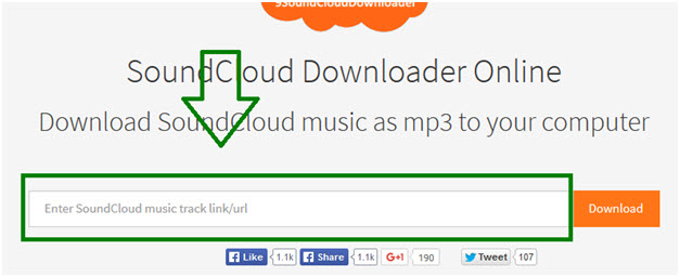 Spotify Web Downloader-paste the spotify songs links