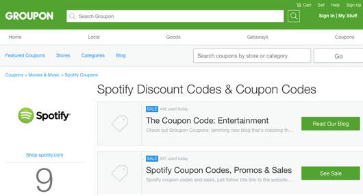 spotify premium free iphone