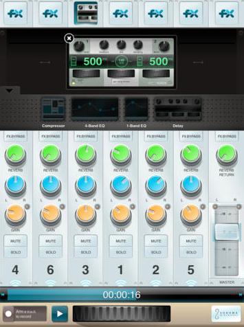audio recording app ios