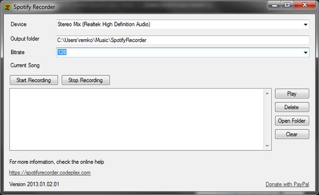 download playlist spotify online
