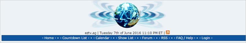 Free Music Torrent Sites - EZTV