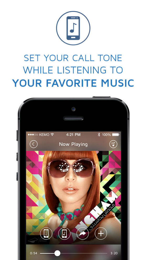 Free Music Download Apps for iPhone/iPad/iPod/Android-Mazika