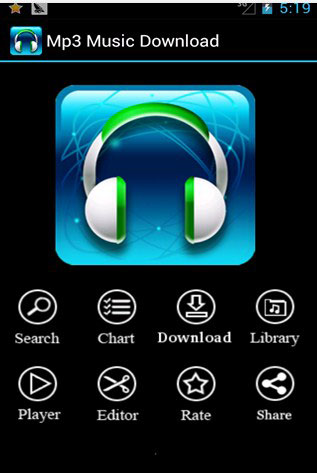 Free Music Download Apps for iPhone/iPad/iPod/Android- GTunes MP3 Music Downloader