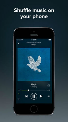 best music downloader for iphone-Spotify Music