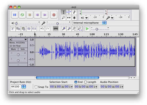 Free Streaming Audio Recorder for Windows 10- Audacity Audio Editor & Recorder
