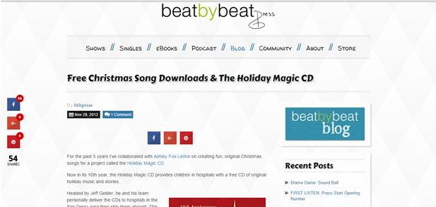Beat by Beat Press