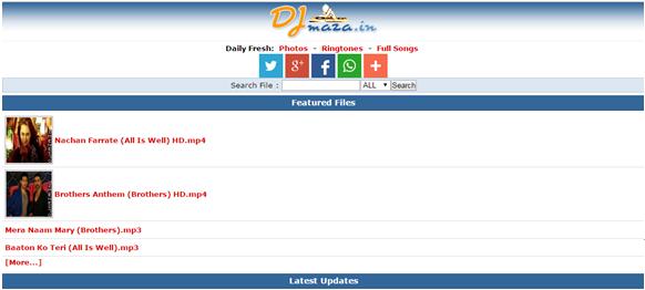 djmaza mp3 song download