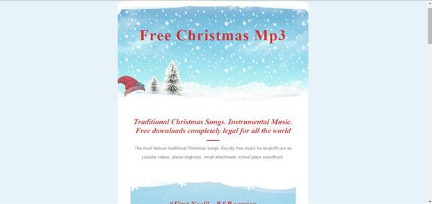 Free Christmas Mp3