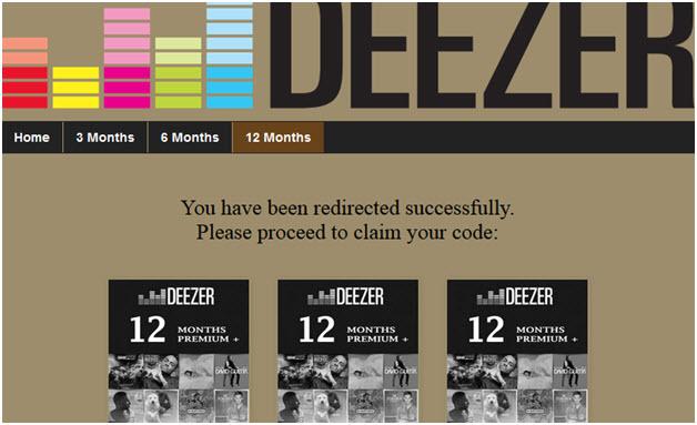 Deezer Premium - relevant icon